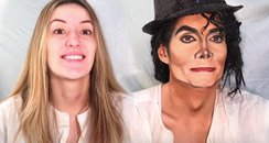 Watch Mesmerising Make Up Artist Transform Herself