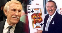 Sir Bruce Forsyth was 'King of TV', says Strictly