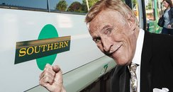 WATCH: Train Driver's Tribute To Bruce Forsyth Wit