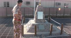 camp bastion war memorial
