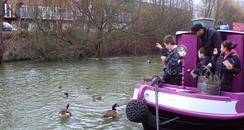 Milton Keynes' Playboat