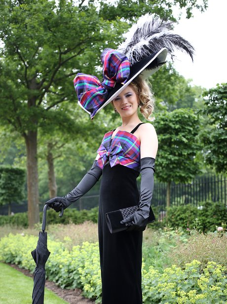 Royal Ascot's Most Amazing Hats!